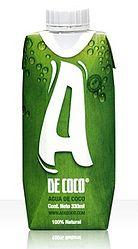 A DE COCO (4 botellas)