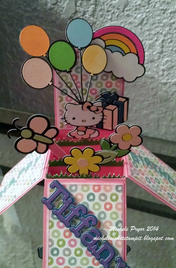 17 Best Exploding Card Box Images On Pinterest Card Boxes Cards