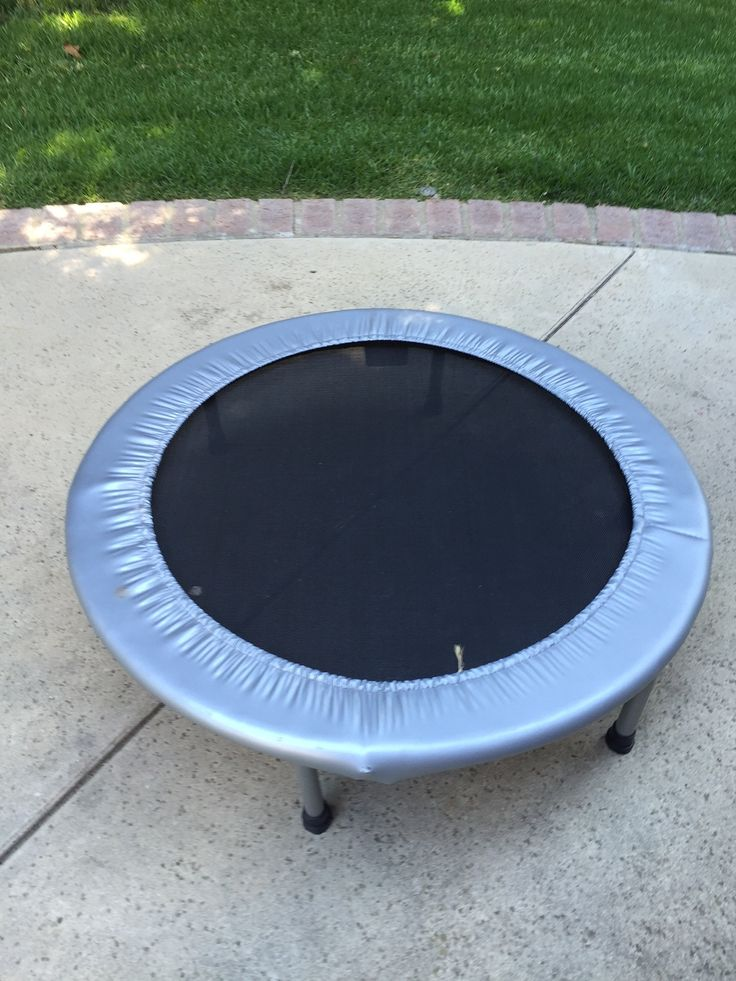Trampoline Timeout How 27 Changed my Parenting Family
