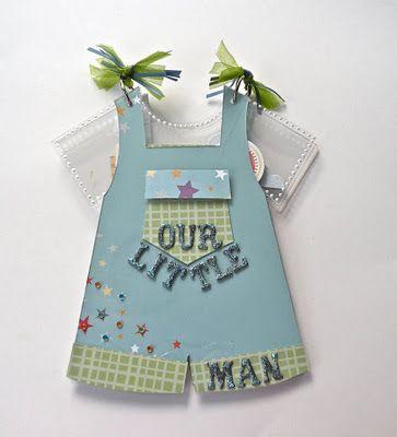 Very cute baby idea.