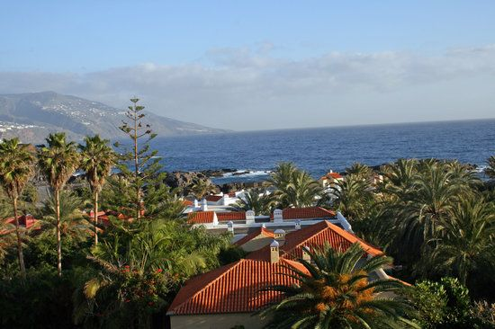 The tourist resort on Canarian island of La Palma is ideal for travelers who want to chill on the beach or go diving.