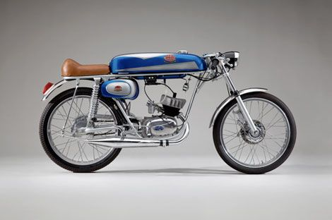 48cc Record Sport 1968 FB Mondial (1948–79), Milan, Italy