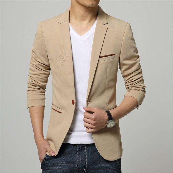 Now available at DIGDU: Plus Size 5XL 201... Check it out here! http://www.digdu.com/products/plus-size-5xl-2016-hot-sale-korean-style-khaki-linen-suit-blazer-men-suit-jacket-leisure-slim-fit-blazer-cheap-suits-for-men?utm_campaign=social_autopilot&utm_source=pin&utm_medium=pin
