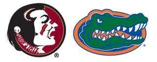 Florida Gators vs Florida State Seminoles Football (2011)