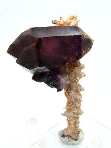 Amethyst - Witbank, Orange River, North Cape Province, South Africa / Mineral Friends <3