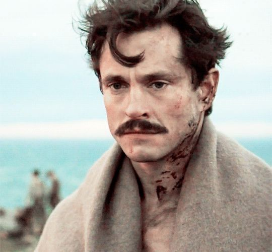 Hugh Dancy as Ellis Ashmead Bartlett in Deadline Gallipoli