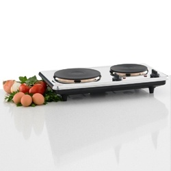 DOUBLE ELECTRIC HOTPLATE  Therostatically Controlled  from AUD$75.00  BRAND NEW - 12 months Warranty