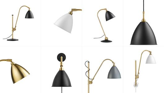 Gubi Launches New Iconic Bestlite Collection - NordicDesign