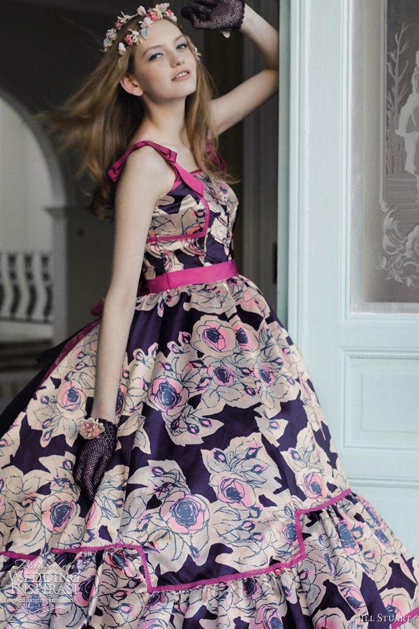 Jill Stuart Wedding Dresses 2012 – fashion dresses
