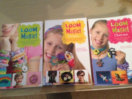 Loom #magic loom band #instruction book,  View more on the LINK: 	http://www.zeppy.io/product/gb/2/182430254782/