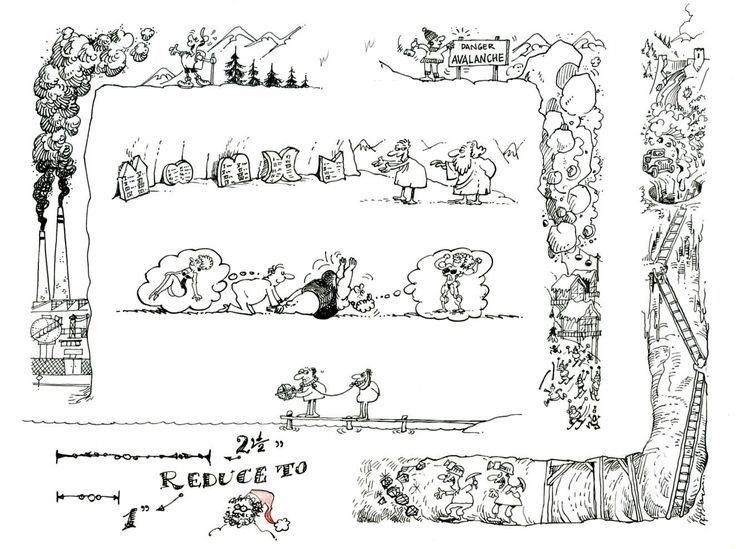sergio aragones | Doodle King: An Interview with Sergio Aragonés