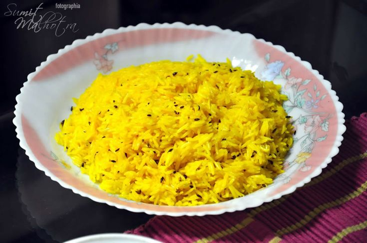 Saffron Rice (Tehri) Recipe; Kashmiri Saffron Rice (Tehri) Recipe, Make Kashmiri Saffron rice (Tehri) at home. Find process with pictures.