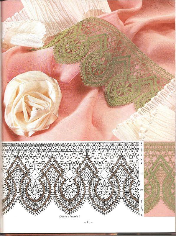 Precioso para cortina o sabanas
