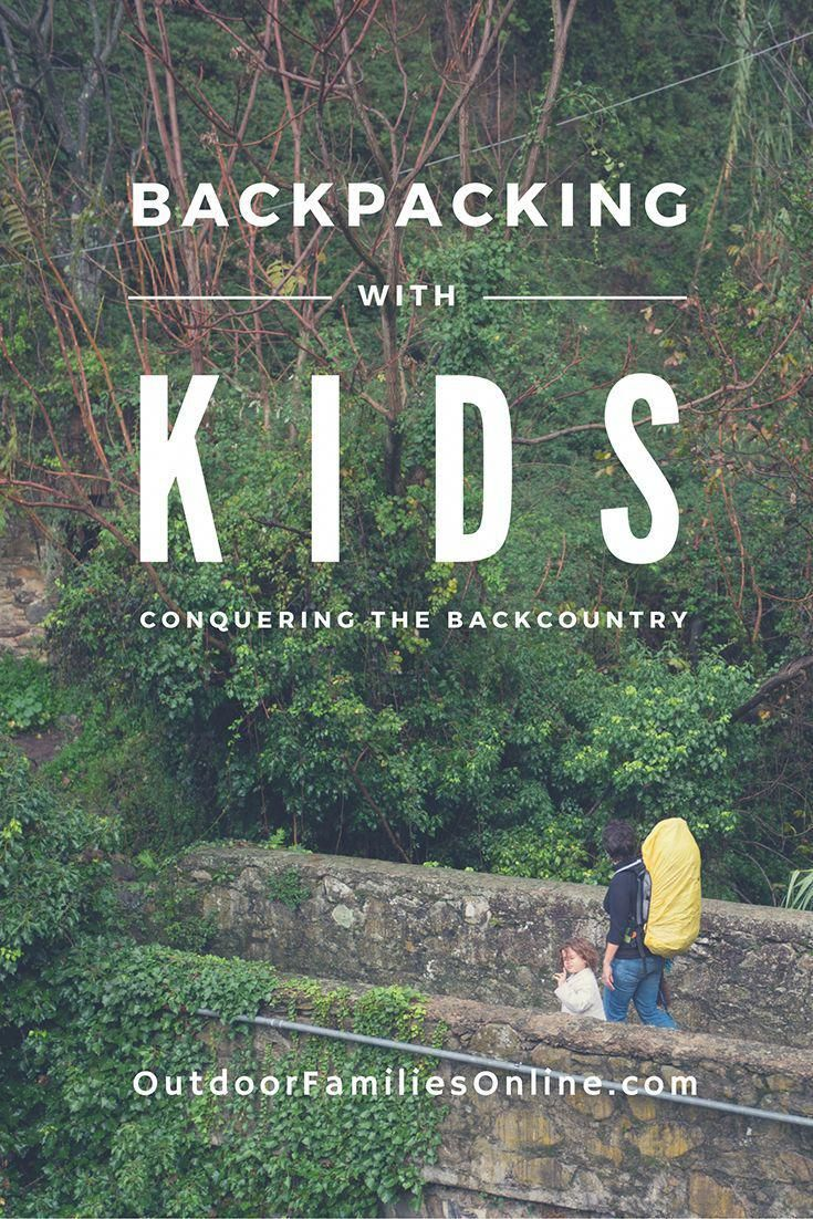 f5f2786fba Backpacking with kids is a wonderful way to reconnect and unplug. Use our  essential family backpacking checklist to make planning easier.   FamilyCamping