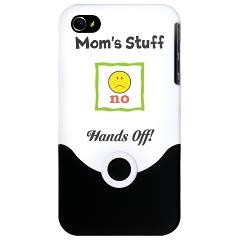 For moms whose kids like to play games on their iPhones.