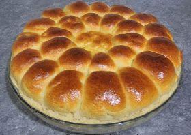 Pan de leche Dukan