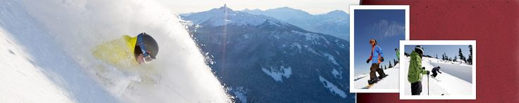 Whistler Blackcomb - Official Ski Resort Website - Whistler, BC, Canada