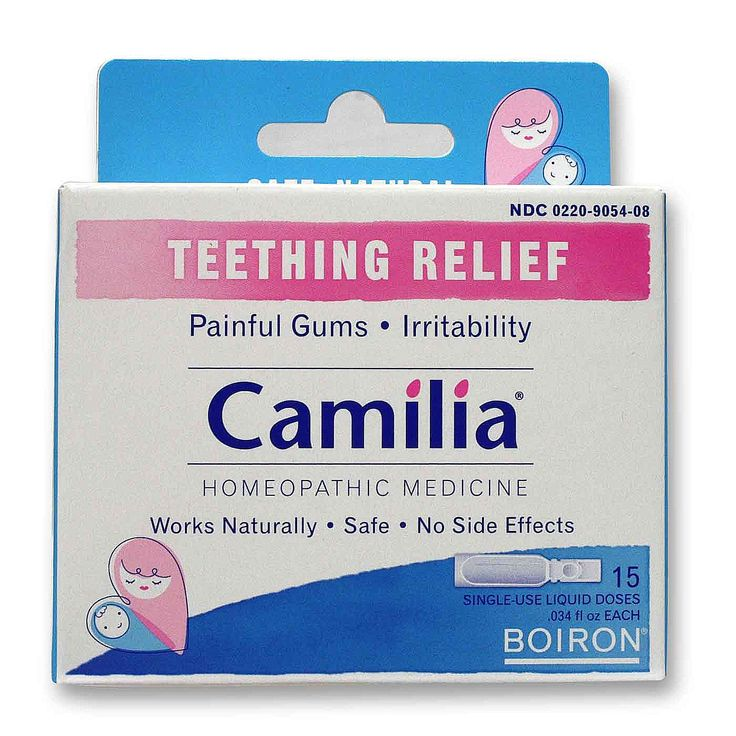 Camilia for Teething Relief