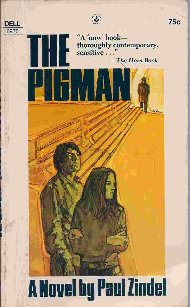 the story of pigman and baboon in the pigman story A close read – the pigman by paul zindel the pigman is a story told from the point of view of two characters that alternate the narration of each chapter in the book both sophomores in high school, john and loraine are lonely people who are transitioning out of childhood, discovering the realities of death, and defining themselves through .