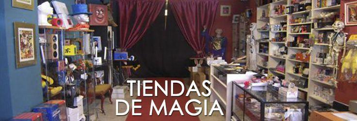 Las Tiendas de Magia Madrid
