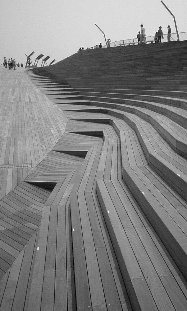 Yokohama Terminal   Alejandro Zaera Polo Farshid Moussavi   exterior http://omnivorus.com/