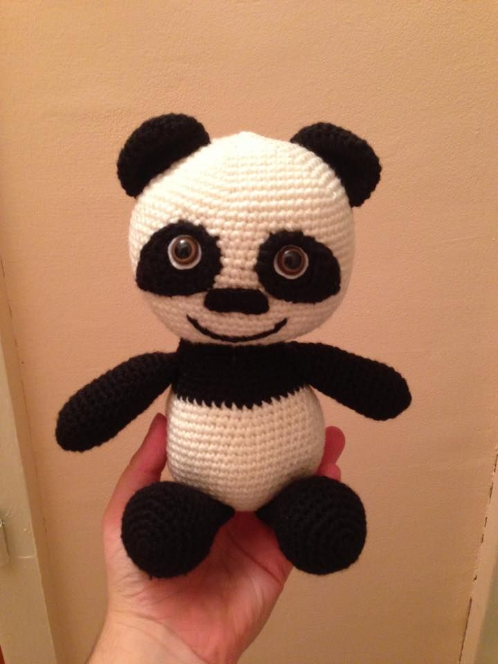 Franky the panda.