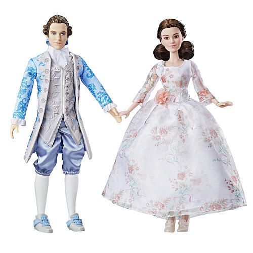 """Disney Beauty and the Beast Royal Celebration Princess Doll - Belle and Beast - Hasbro - Toys """"R"""" Us"""