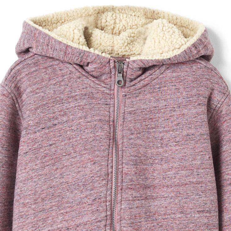 Hooper Fur Lined Hoodie-product