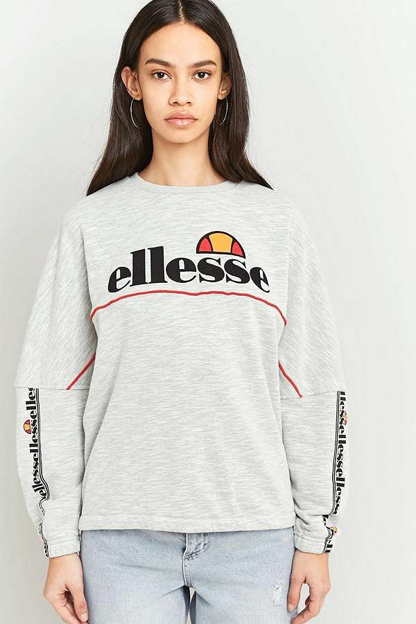Slide View: 1: Ellesse - Sweat Rosmario avec ourlet à cordon