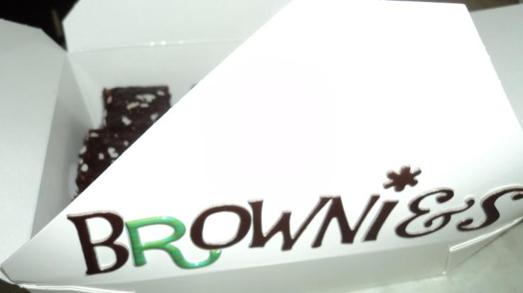 my Vegan Veggie Brownies