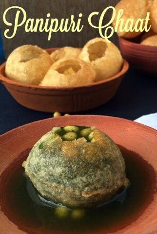 MASTERCHEFMOM: Panipuri | How to make Panipuri at home | Indian S...