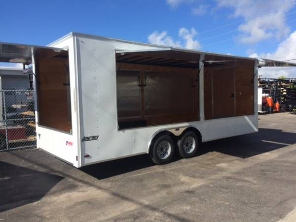 All American Trailer we provide cargo trailer in the St. Lucie County. Our highly knowledgeable staff provides valuable experience about high quality trailer axles, trailer parts and trailer accessories at affordable prices.