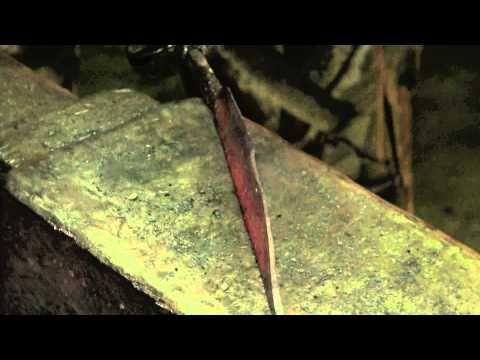 Изготовление дола якутского ножа / Сибирский охотник