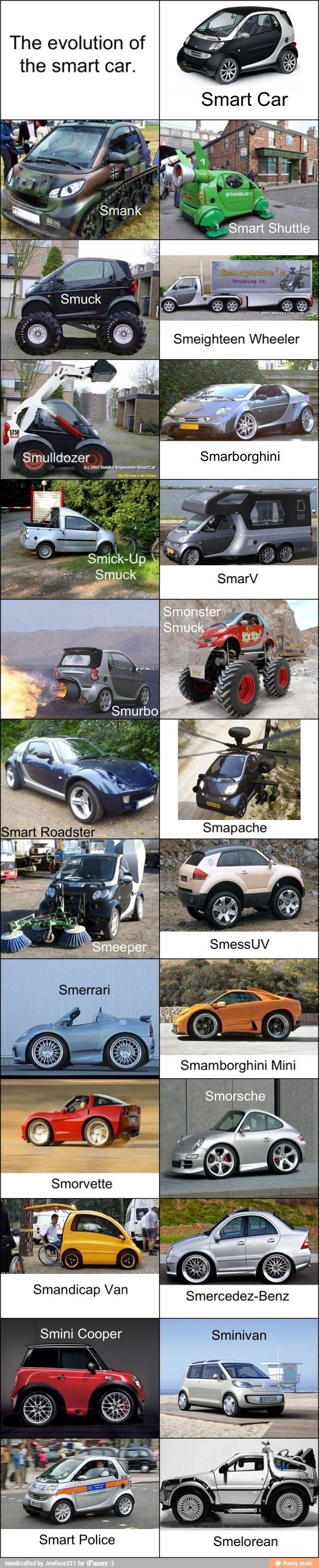 Smart car versatility