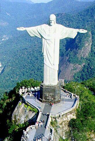 Cristo Redentor - Brasil 7 Maravilhas do Mundo