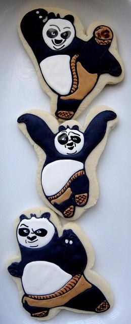 cool... Kung Fu Panda