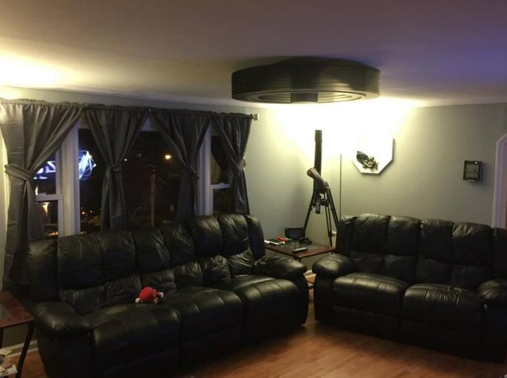 low profile ceilings don 39 t hit your head on a ceiling fan blade go bladeless exhale fans. Black Bedroom Furniture Sets. Home Design Ideas