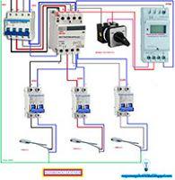 Esquemas eléctricos: Alumbrado exterior