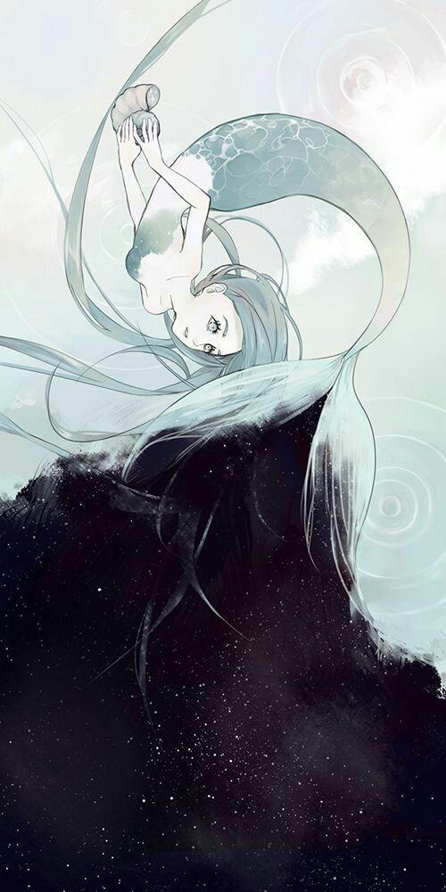 Imagem de anime, anime girl, and view