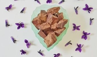 Hazelnut Chocolate Slab