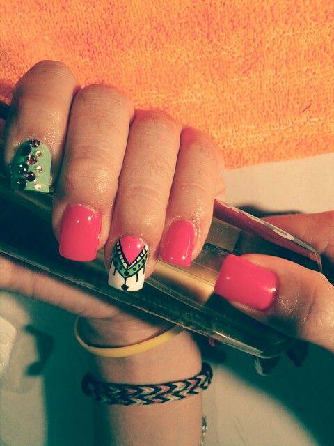 Nice #nails #nailart