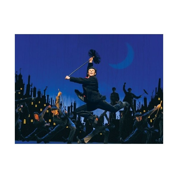 Broadway Shows  Mary Poppins Chimney Sweepers