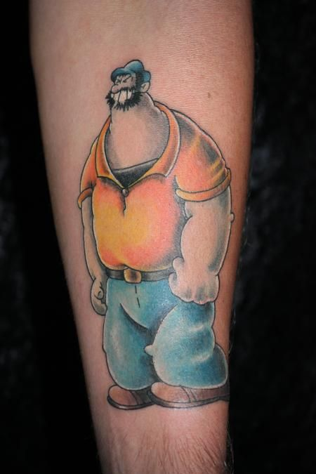 Tattoo Popeye: 65 Best Images About Popeye On Pinterest
