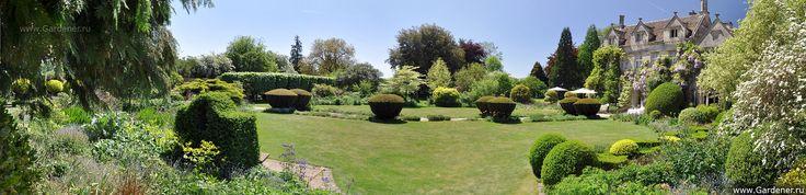 barnsley house gardens | Barnsley House and Gardens (Дом и сады Барнсли ...