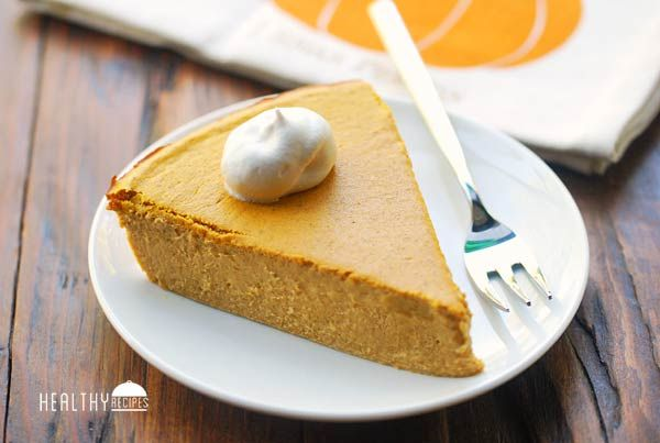 Crustless Pumpkin Pie   Recipe   Crustless pumpkin pie ...