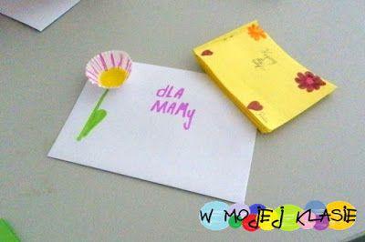 Lekcja wychowawcza - Prezent dla rodziców ~ Nauka i zabawa z dzieckiem - W mojej klasie
