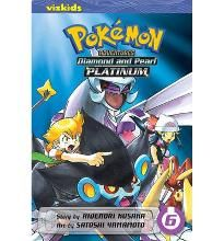 Diamond and Pearl/Platinum, Volume 6 (Pokemon Adventures Diamond & Pearl Platinum) -Free worldwide shipping of 6 million discounted books by Singapore Online Bookstore http://sgbookstore.dyndns.org