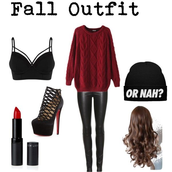 """Fall Outfit"" by calialilove on Polyvore"