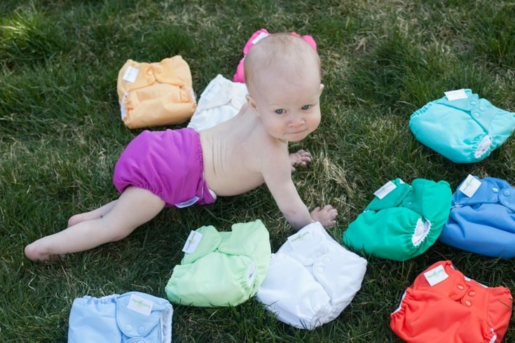 """bumgenius guidelines for washing diapers: (just a few diapers?use less detergent to fit with less water) for a full washtub of water: 1. Wash on normal cold cycle, ¼ of the detergent manufacturer's recommended amount. a full wash cycle helps remove leftover """"yuck"""" & prevent stains. 2. Wash with the same detergent amount again, on hot - no more than 150 degrees. 3. Do a second rinse (any temperature you prefer). 5. You may use ¼ cup oxidized bleach in your hot wash once/month."""