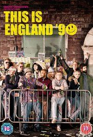 This Is England '90 (TV Mini-Series 2015) - IMDb The year is 1990, the rave scene has just entered England. The sound of the Stone roses lurks toward Shaun and the gang. This means that Woody and Lol are living in a domestic bliss, they are happy again. But this year will see huge changes in everyone. This is the year 1990. This is England.